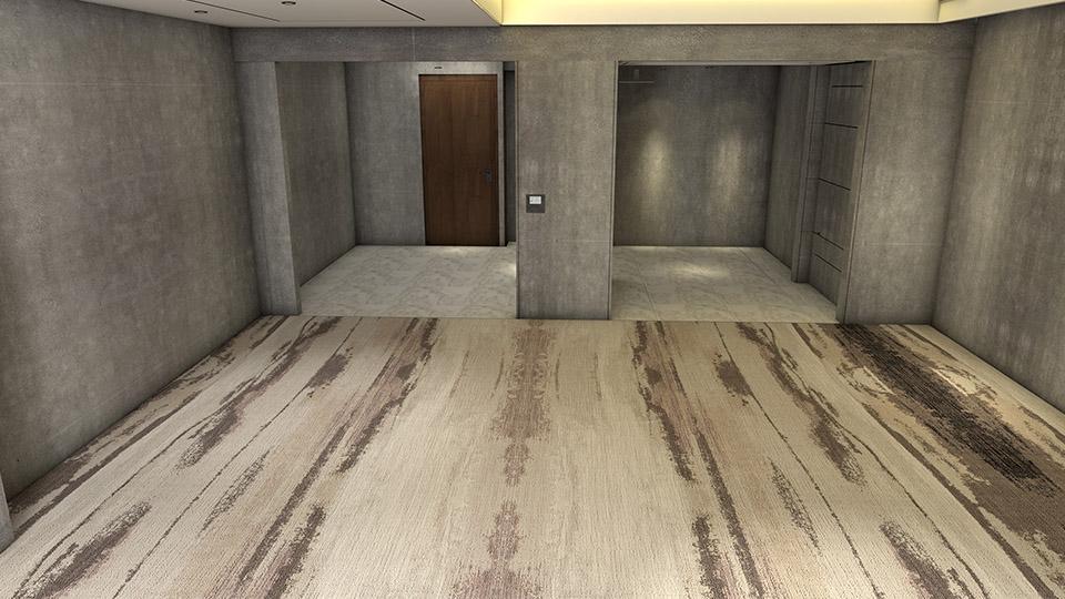 hotel-floor installation6