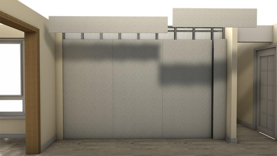 residential-alu wall installation4
