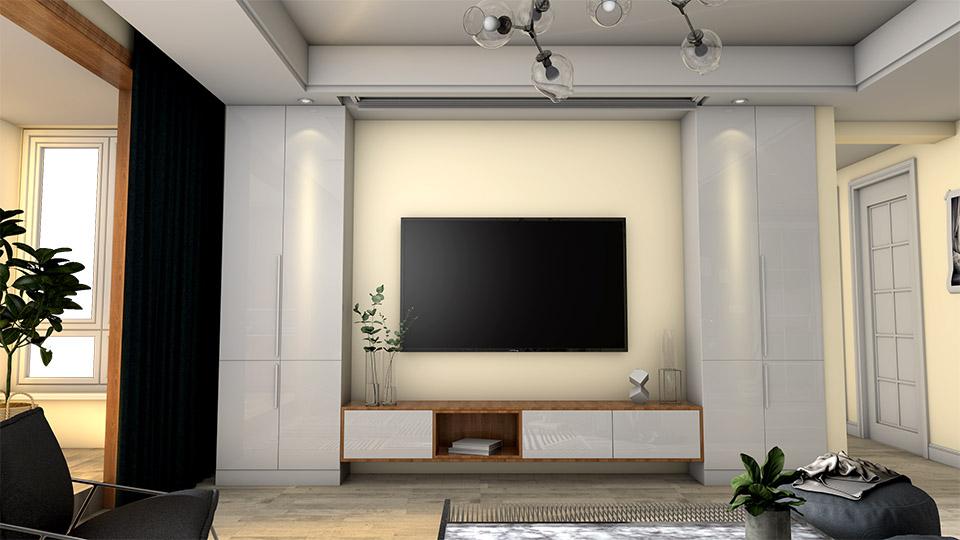 residential-alu wall installation9